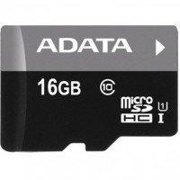Карта памяти Adata microSDHC 16GB Class 10 UHS-I