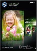 Фотобумага HP Everyday Photo Paper Glossy, 100л. (Q2510A)