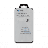 Стекло Sigma для Sigma X-Treme PQ24/PQ28