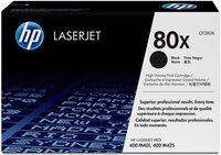 Картридж лазерный HP LJ 80X M425dn/M425dw/M401a/M401dn/M401dw (CF280X)