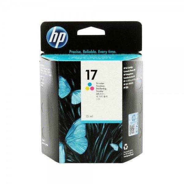 Купить Картридж струйный HP No.17 DJ840c color, 15ml (C6625A)