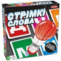 Настольная игра Tactic Стремительные слова (54668)