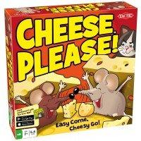 Настольная игра Tactic Сыр, пожалуйста! (54552)