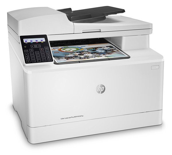 Купить МФУ лазерное HP Color LJ Pro M181fw c Wi-Fi (T6B71A)