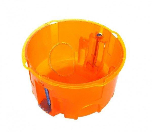 Купить Монтажная коробка Legrand для напольного монтажа, диаметр 80мм, глубина 50мм