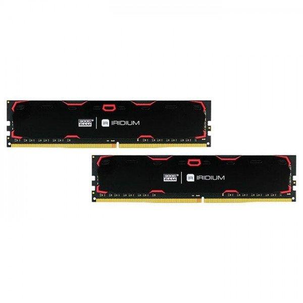 Купить Память для ПК GOODRAM DDR4 2133 32GB (2x16GB) (IR-2133D464L15/32GDC)