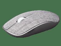 Мышь RAPOO 3510 plus wireless оптическая, grey (60990)
