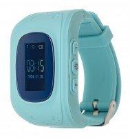 Детские часы ERGO с GPS трекером TRACKER KID`S K010 Blue