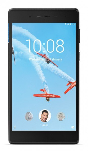 Купить Планшеты, Планшет Lenovo Tab 7 Essential 7304i 3G 1/16GB Black (ZA310015UA)