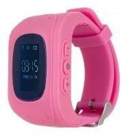 Детские часы ERGO с GPS трекером TRACKER KID`S K010 Pink