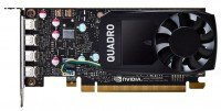 Видеокарта HP NVIDIA Quadro P1000 4GB GDDR5 Graphics (1ME01AA)