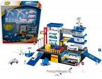 Игровой набор Dave Toy City Parking Аэропорт (32014)