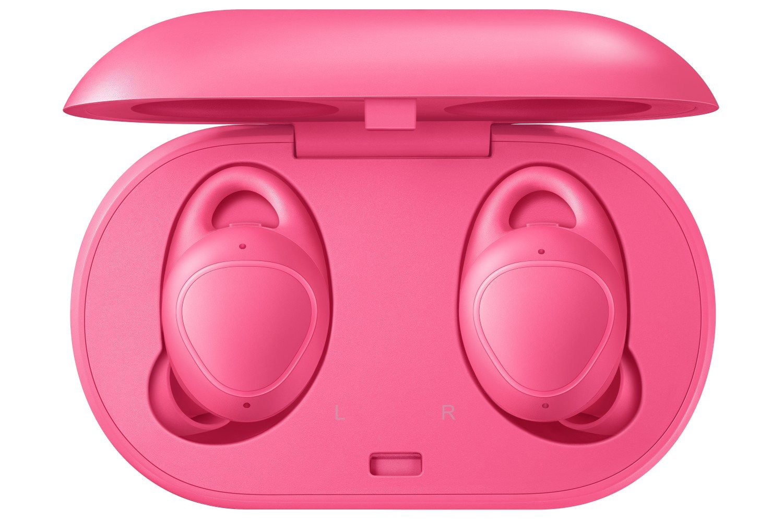 ≡ Наушники Bluetooth Samsung Gear IconX 2018 SM-R140 Pink – купить ... c0cc468737e96