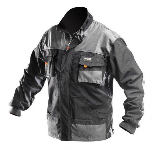 Купить Спецодежда, Куртка рабочая NEO, 267 г/м2, размер XXL/58 (81-210-XXL), NEO Tools