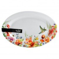Блюдо Colibri 22х15х1,5 см Krauff (21-244-038)