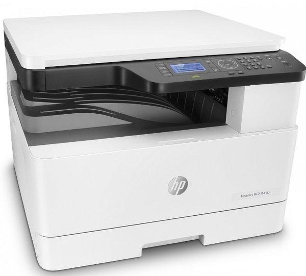 Купить МФУ лазерное HP Color LJ Pro M436n (W7U01A)