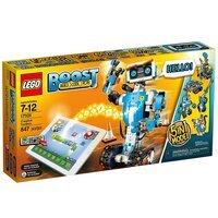 Конструктор LEGO Boost Набор для конструирования и программирования (17101)
