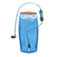 Питьевая система SOURCE Widepac (2.0L) + Sawyer filter Transparent-Blue