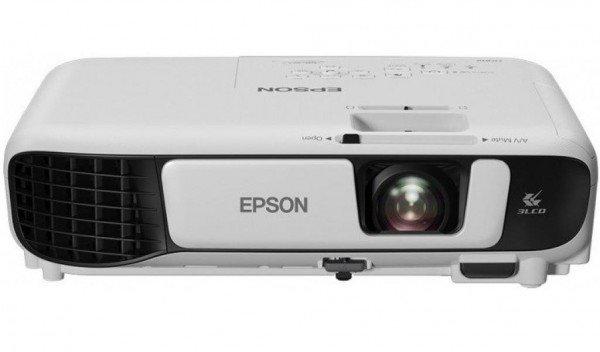 Купить Проектор Epson EB-W42 (3LCD, WXGA, 3600 ANSI lm), WiFi (V11H845040)