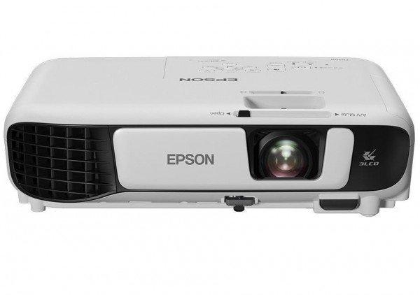 Купить Проекторы, Проектор Epson EB-U42 (3LCD, WUXGA, 3600 ANSI lm), WiFi (V11H846040)