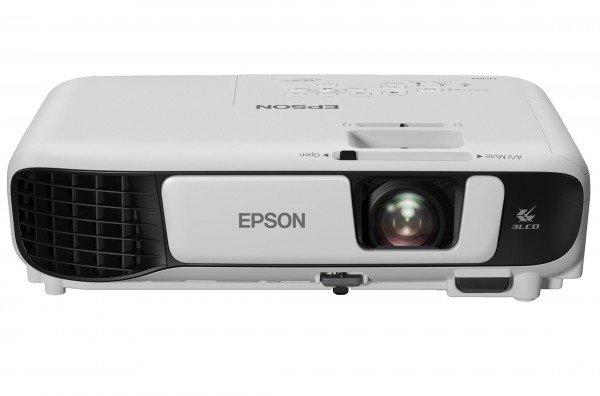 Купить Проекторы, Проектор Epson EB-W41 (3LCD, WXGA, 3600 ANSI lm) (V11H844040)
