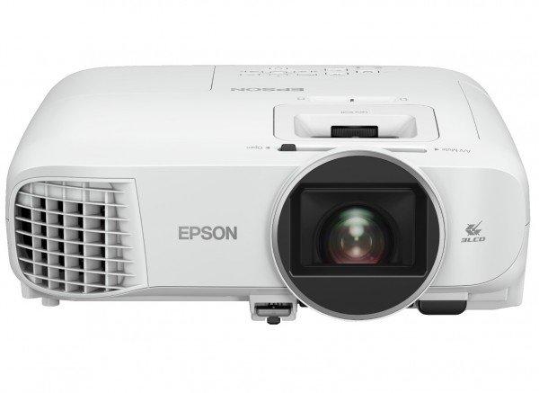 Купить Проектор для домашнего кинотеатра Epson EH-TW5400 (3LCD, Full HD, 2500 ANSI Lm) (V11H850040)