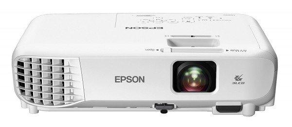Проектор Epson EB-W05 (3LCD, WXGA, 3300 ANSI lm) (V11H840040)