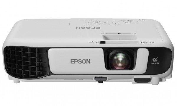 Купить Проектор Epson EB-S41 (3LCD, SVGA, 3300 ANSI lm) (V11H842040)