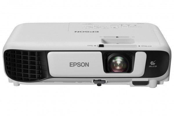 Купить Проекторы, Проектор Epson EB-X41 (3LCD, XGA, 3600 ANSI lm) (V11H843040)