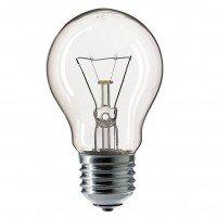 Лампа накаливания Philips E27 100W 230V A55 CL 1CT/12X10 Stan (926000004012)