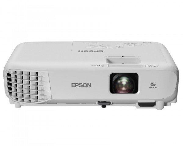 Купить Проектор Epson EB-S05 (3LCD, SVGA, 3200 ANSI lm) (V11H838040)