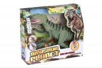 Динозавр Same Toy Dinosaur Planet зеленый со светом звуком RS6126AUt