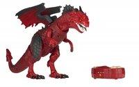 Динозавр Same Toy Dinosaur Planet Дракон красный со светом и звуком RS6139AUt