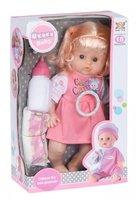 Кукла Same Toy Ukoka со звуком и аксессуарами 35 см 8018P2Ut