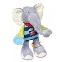 Мягкая интерактивная игрушка Sigikid Слон 28 сантиметров (41464SK)