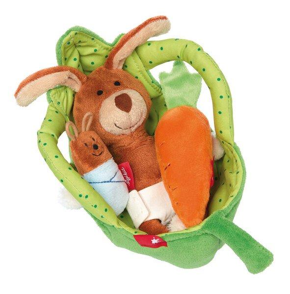 Мягкая игрушка Sigikid Люлька для кролика (41687SK)