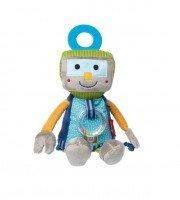Мягкая интерактивная игрушка Sigikid Робот 25 сантиметров (41673SK)