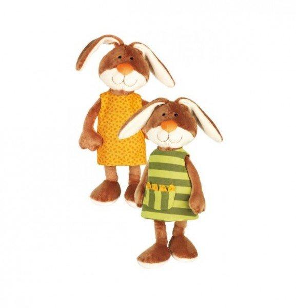 Купить Мягкая игрушка sigikid Кролик в платье 40 см 38327SK