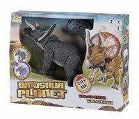 Динозавр Same Toy Dinosaur Planet серый со светом и звуком RS6137BUt