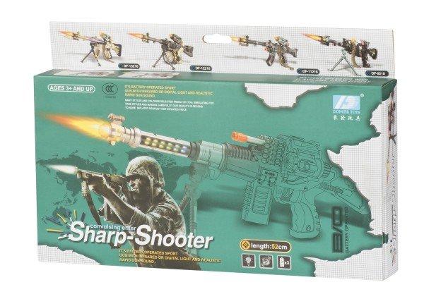Купить Игрушечное оружие Same Toy Sharp Shooter Винтовка снайперская DF-14218BUt