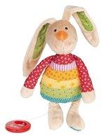Мягкая музыкальная игрушка Sigikid Кролик 27 см (40577SK)