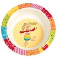 Тарелка глубокая sigikid Rainbow Rabbit (24439SK)