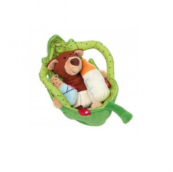 Купить Мягкая игрушка sigikid Люлька для мишки 41688SK