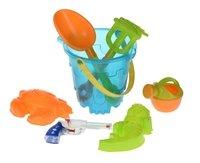 Набор для игры с песком Same Toy Ведерко 6 единиц синее (882Ut-1)