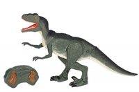 Динозавр Same Toy Dinosaur World зеленый со светом звуком (RS6124Ut)