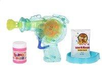 Мыльные пузыри Same Toy Bubble Gun со светом зеленый (907AUt-3)