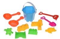Набор для игры с песком Same Toy 11 единиц голубой (B007-1Ut-1)