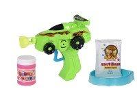 Мильні бульбашки Same Toy Bubble Gun Машинка зелена (803Ut-1)