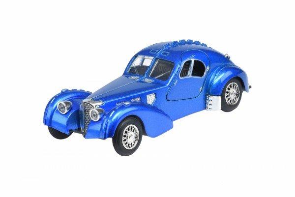 Купить Автомобиль 1, 28 Same Toy Vintage Car со светом и и звуком Синий HY62-2Ut-5