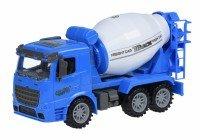 Машинка инерционная Same Toy Truck Бетономешалка синяя (98-612Ut-2)